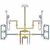 Companion Shower System