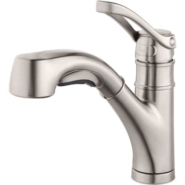 Get support for your Pull-Out Kitchen Faucet