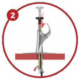 Top Pfit - Insert Tool