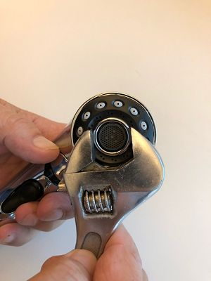 Remove regular aerator