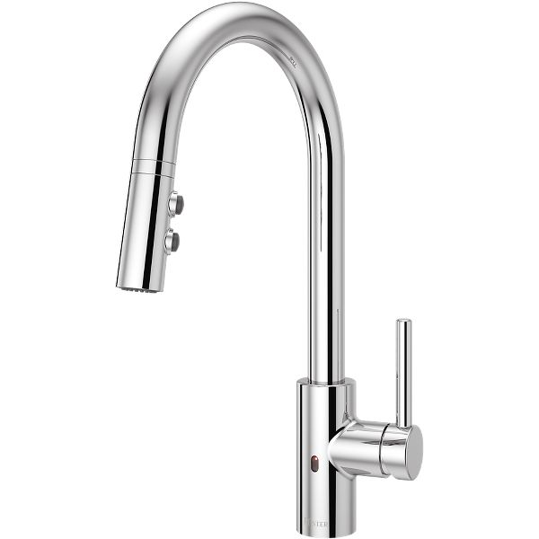 Get support for your Touchless Kitchen Faucet
