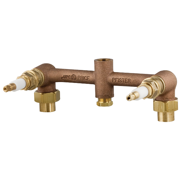 Primary Product Image for Pfister 2-Handle Shower Only Rough-In Valve