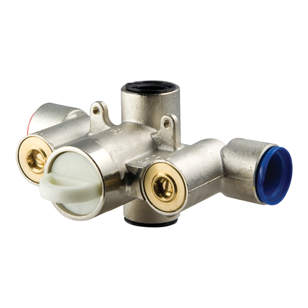 "Primary Product Image for Pfister 3/4"" Tub & Shower Control Rough-In Valve with Plug"