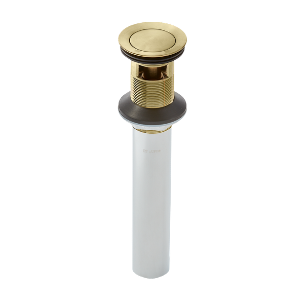 Primary Product Image for Genuine Replacement Part Push and Seal All Metal Drain