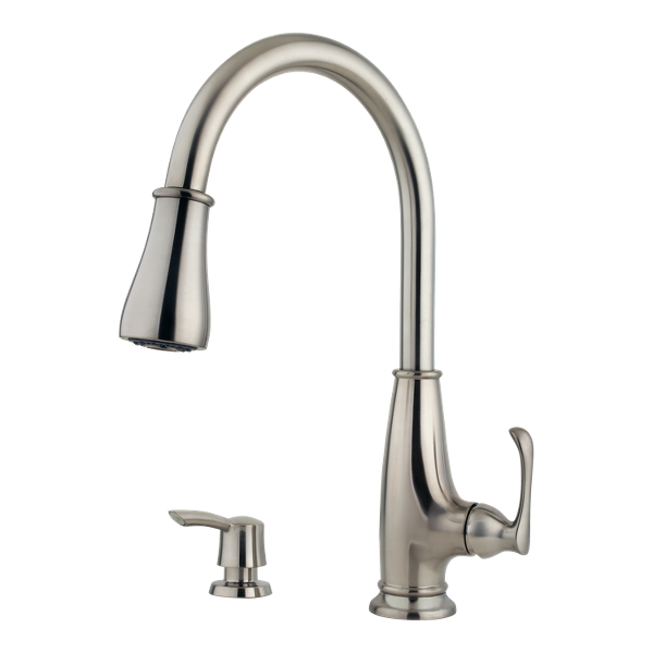 Primary Product Image for Ainsley 1-Handle Pull-Down Kitchen Faucet