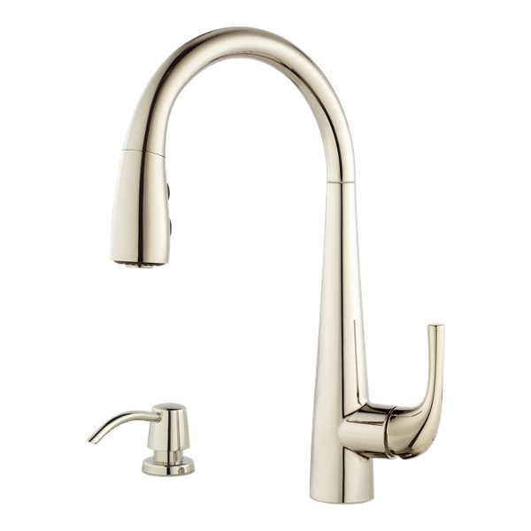 Primary Product Image for Alea 1-Handle Pull-Down Kitchen Faucet