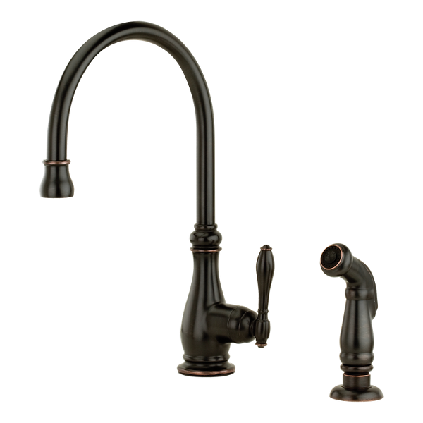 Primary Product Image for Alina 1-Handle Kitchen Faucet