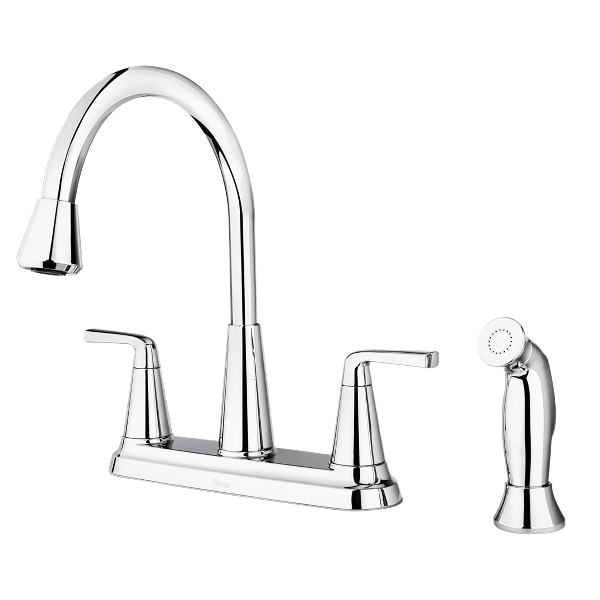 Primary Product Image for Allegan 2-Handle Kitchen Faucet