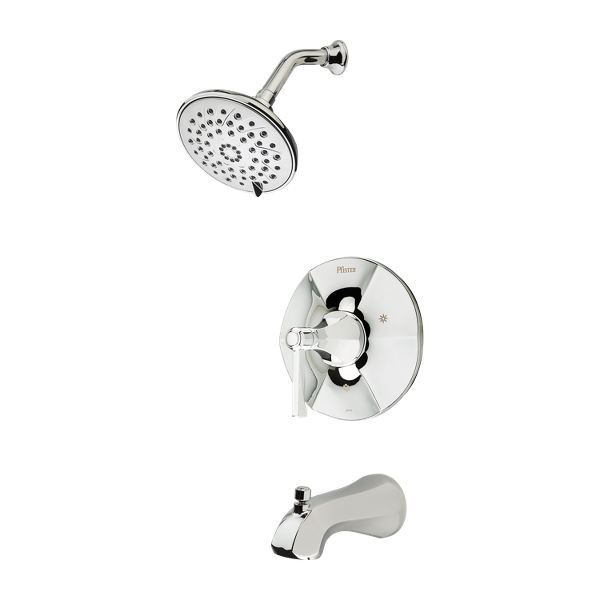 Primary Product Image for Arterra 1-Handle Tub & Shower Trim