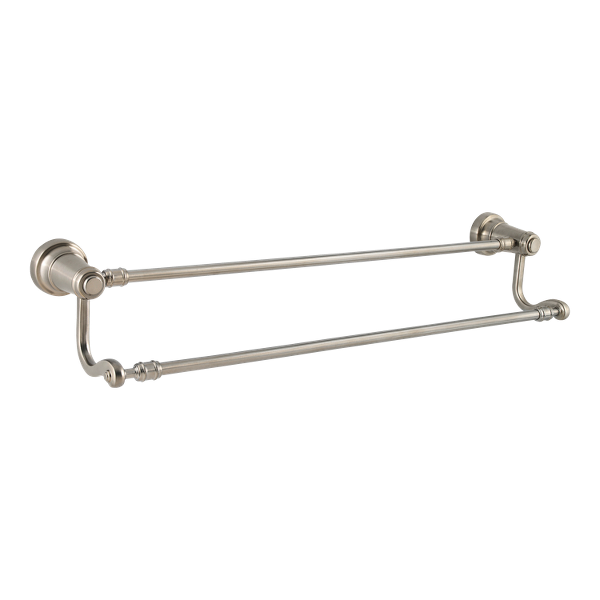 "Primary Product Image for Ashfield 24"" Double Towel Bar"