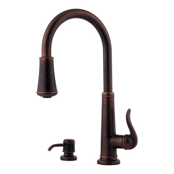 Primary Product Image for Ashfield 1-Handle Pull-Down Kitchen Faucet
