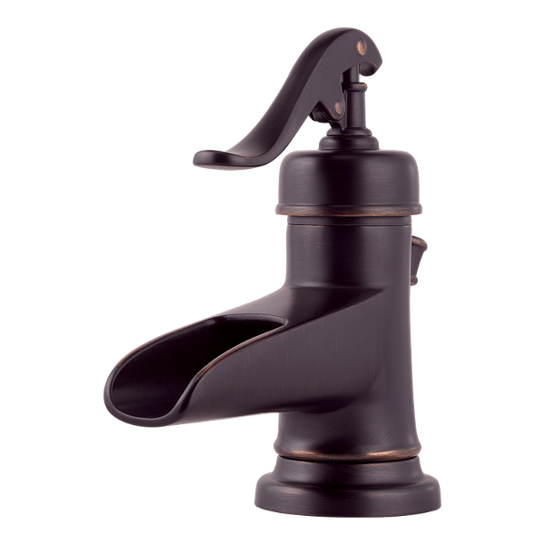 Primary Product Image for Ashfield Single Control Bathroom Faucet