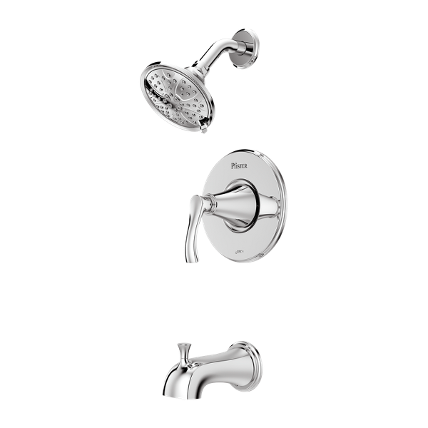 Primary Product Image for Auden 1-Handle Tub & Shower Faucet