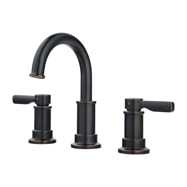 "Primary Product Image for Breckenridge 2-Handle 8"" Widespread Bathroom Faucet"