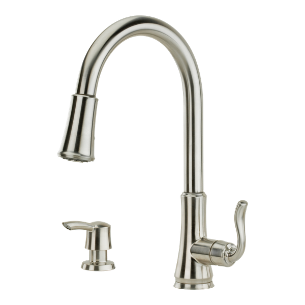 Primary Product Image for Cagney 1-Handle Pull-Down Kitchen Faucet