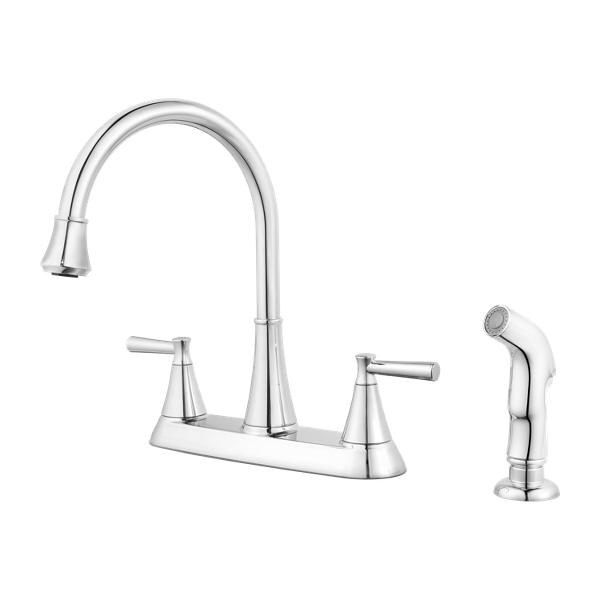 Primary Product Image for Cantara 2-Handle Kitchen Faucet