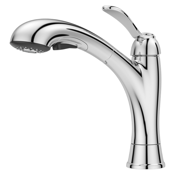 Primary Product Image for Clairmont 1-Handle Pull-Out Kitchen Faucet