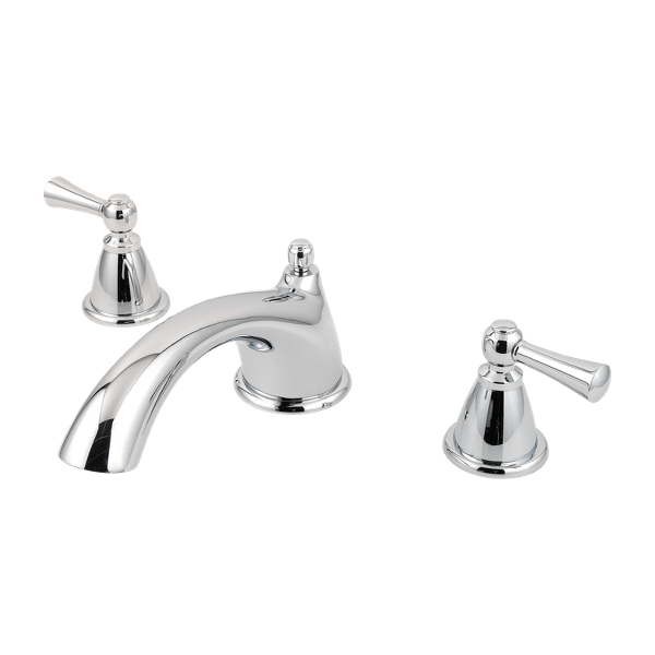 Primary Product Image for Classic 2-Handle Complete Roman Tub Faucet