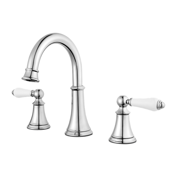 "Primary Product Image for Courant 2-Handle 8"" Widespread Bathroom Faucet"