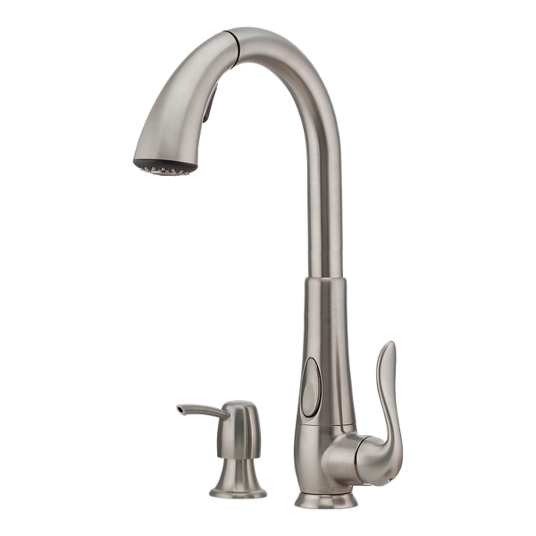 Primary Product Image for Elevate Ext 1-Handle Pull-Down Kitchen Faucet