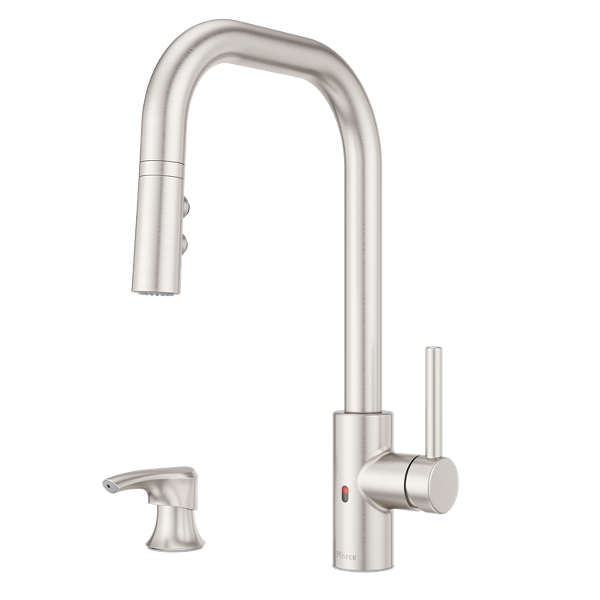 Primary Product Image for Zanna 1-Handle Touchless Kitchen Faucet