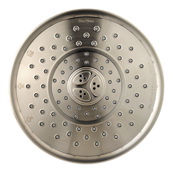 Primary Product Image for Hanover 3-Function Raincan Showerhead