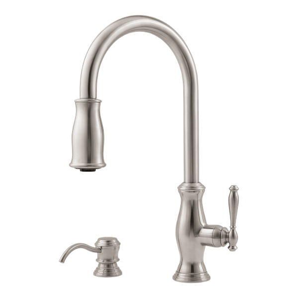 Primary Product Image for Hanover 1-Handle Pull-Down Kitchen Faucet