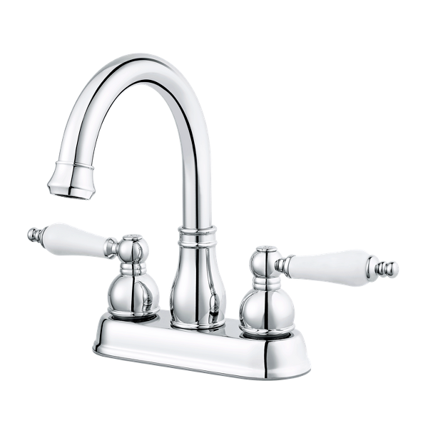 "Primary Product Image for Henlow 2-Handle 4"" Centerset Bathroom Faucet"