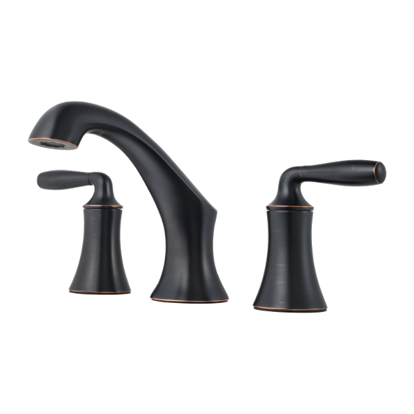 "Primary Product Image for Iyla 2-Handle 8"" Widespread Bathroom Faucet"