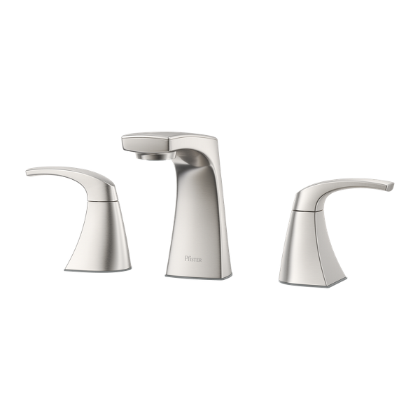 "Primary Product Image for Karci 2-Handle 8"" Widespread Bathroom Faucet"