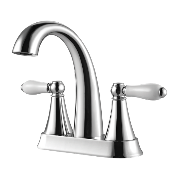 "Primary Product Image for Kaylon 2-Handle 4"" Centerset Bathroom Faucet"