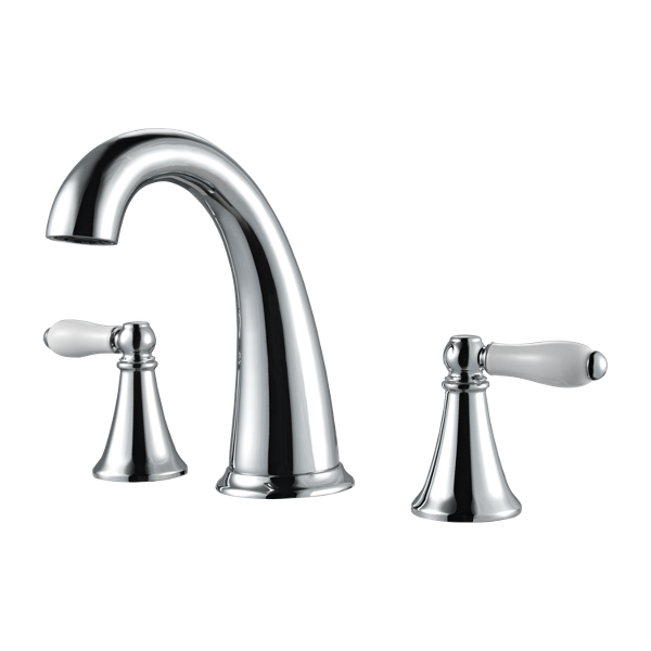 "Primary Product Image for Kaylon 2-Handle 8"" Widespread Bathroom Faucet"