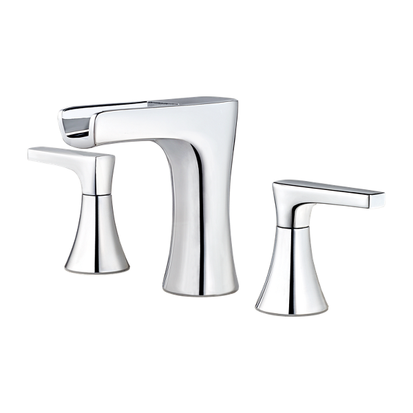 "Primary Product Image for Kelen 2-Handle 8"" Widespread Bathroom Faucet"