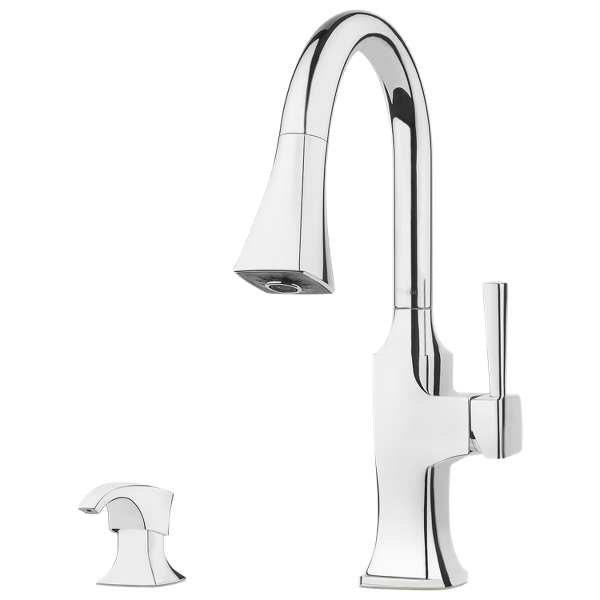 Primary Product Image for Kroft 1-Handle Pull-Down Kitchen Faucet