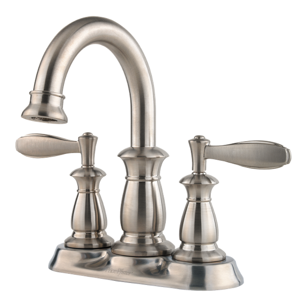 "Primary Product Image for Langston 2-Handle 4"" Centerset Bathroom Faucet"