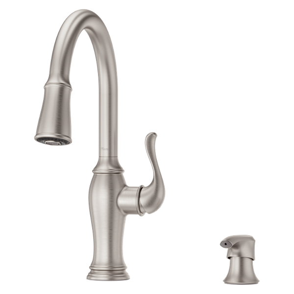 Primary Product Image for Maren 1-Handle Pull-Down Kitchen Faucet
