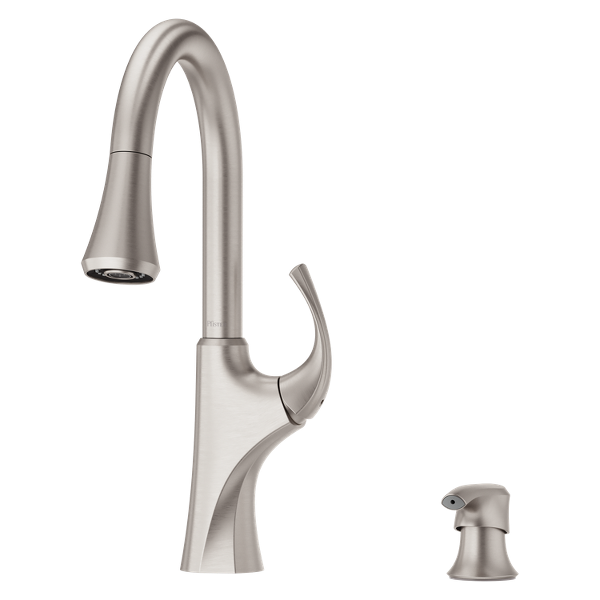 Primary Product Image for Miri 1-Handle Pull-Down Kitchen Faucet
