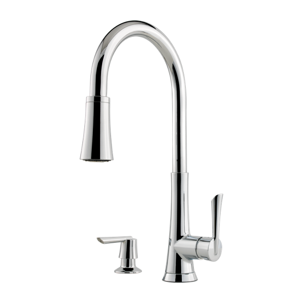Primary Product Image for Mystique 1-Handle Pull-Down Kitchen Faucet
