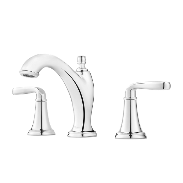 """Primary Product Image for Northcott 2-Handle 8"""" Widespread Bathroom Faucet"""