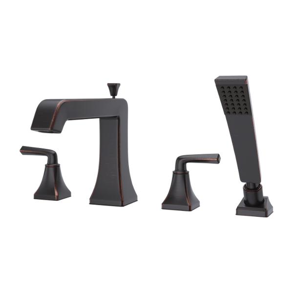 Primary Product Image for Park Avenue Roman Tub Faucet with Hand Held