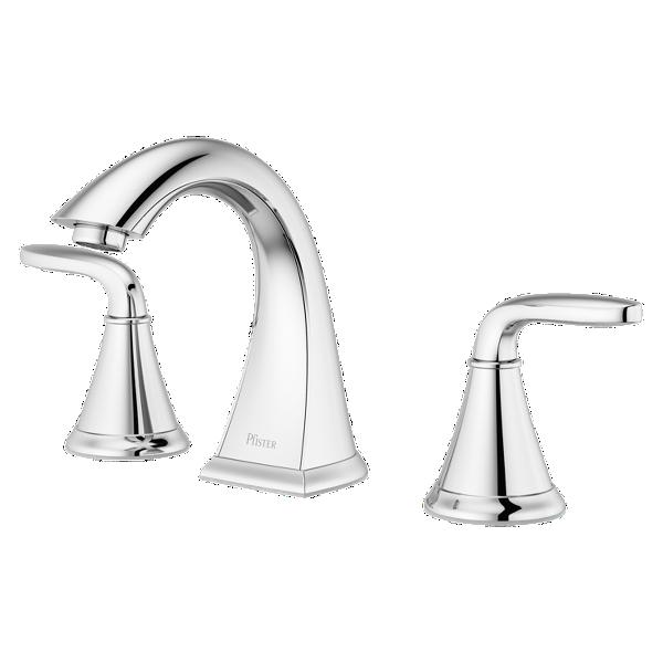 "Primary Product Image for Pasadena 2-Handle 8"" Widespread Bathroom Faucet"