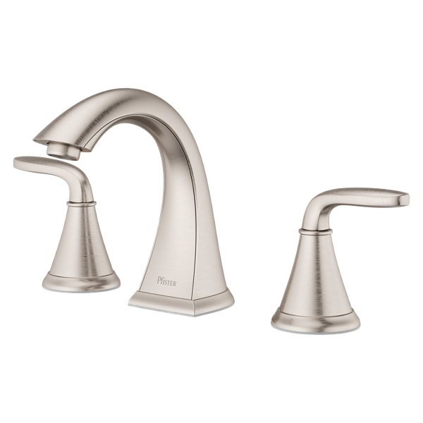 "Primary Product Image for Pasadena 2-Handle 8"" Widespread Bathroom Faucet"