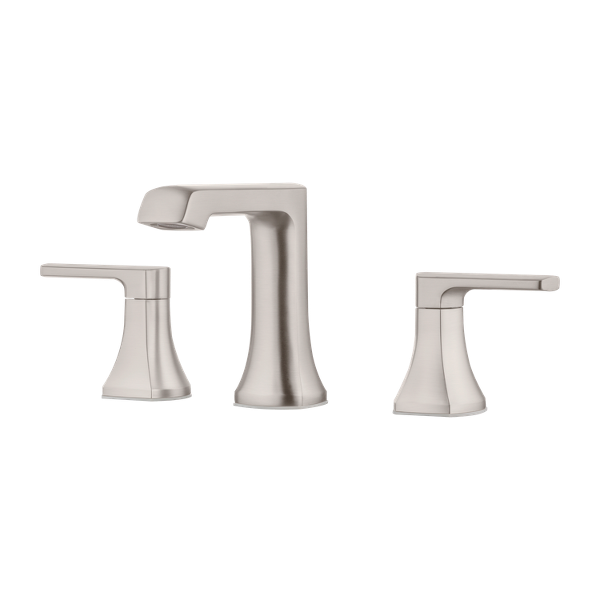 "Primary Product Image for Penn 2-Handle 8"" Widespread Bathroom Faucet"