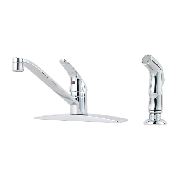 Primary Product Image for Pfirst Series 1-Handle Kitchen Faucet