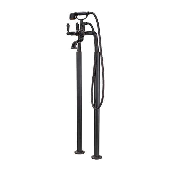 Primary Product Image for Pfister Traditional 2-Handle Tub Filler with Hand Shower
