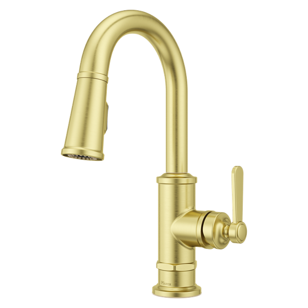 Primary Product Image for Port Haven 1-Handle Pull-Down Bar/Prep  Kitchen Faucet