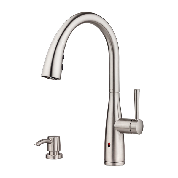 Primary Product Image for Raya 1-Handle Touchless Kitchen Faucet