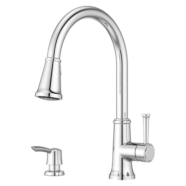 Primary Product Image for Renato 1-Handle Pull-Down Kitchen Faucet