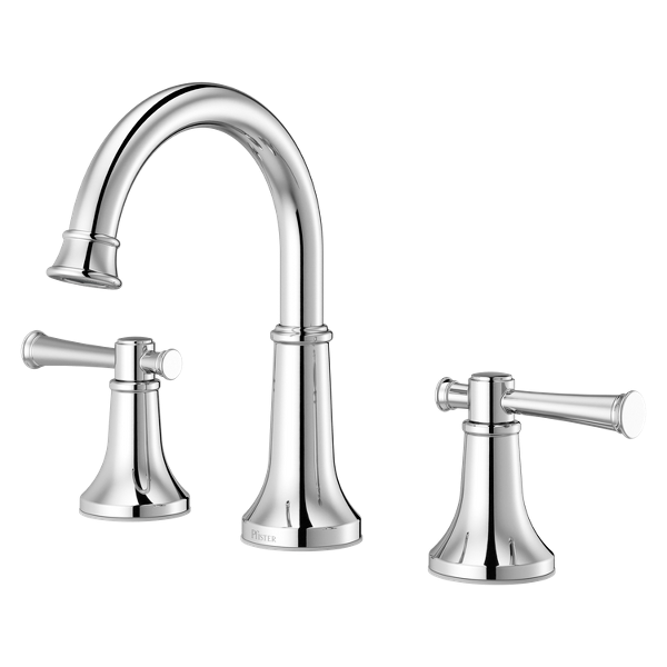 "Primary Product Image for Renato 2-Handle 8"" Widespread Bathroom Faucet"