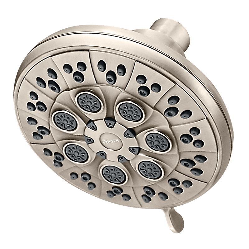 Restore Showerhead in Brushed Nickel